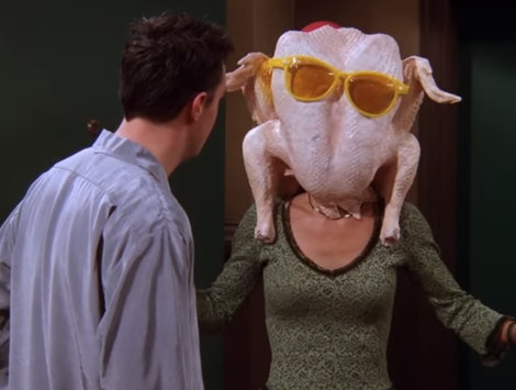 Friends' Thanksgiving episodes are coming to theaters this November.