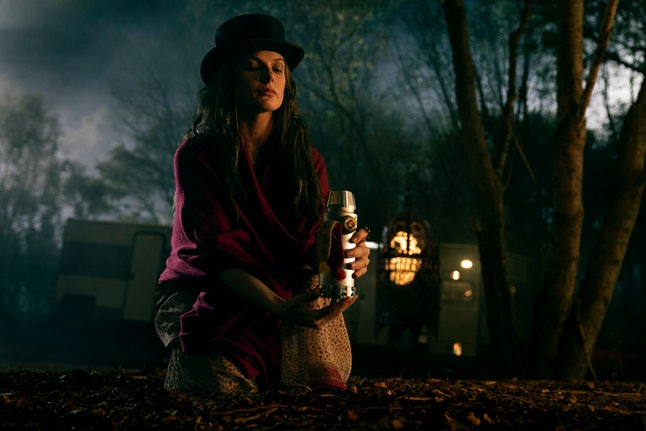 Rebecca Ferguson as Rose the Hat in Doctor Sleep