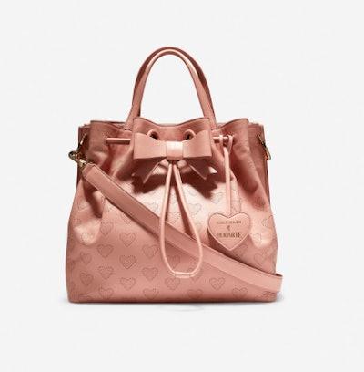 Hearts Bucket Bag