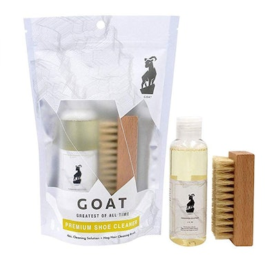 GOAT Greatest Of All Time Shoe Cleaner Kit