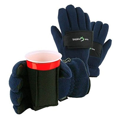 TailGator Beverage Glove - The Ultimate Cold Weather Party Glove