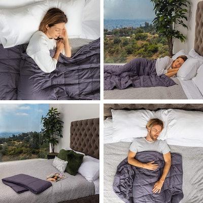 RELAX EDEN Weighted Blanket