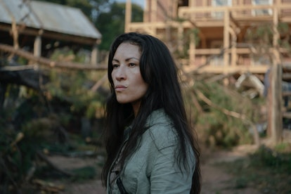 Eleanor Matsuura as Yumiko in The Walking Dead Season 10, Episode 4
