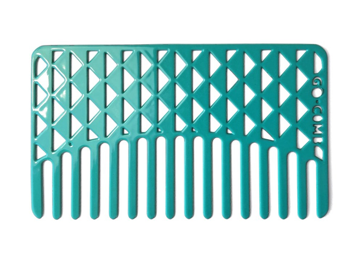Go-Comb - Wallet Sized Hair & Travel Comb