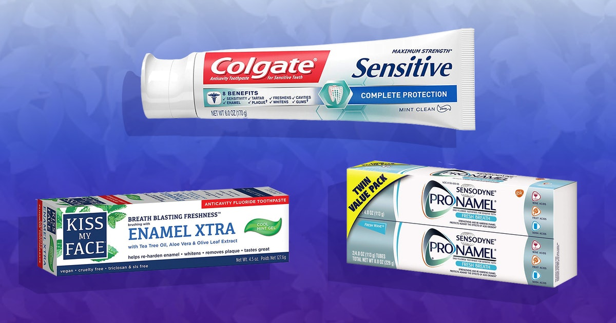 The 3 Best Toothpastes For Enamel