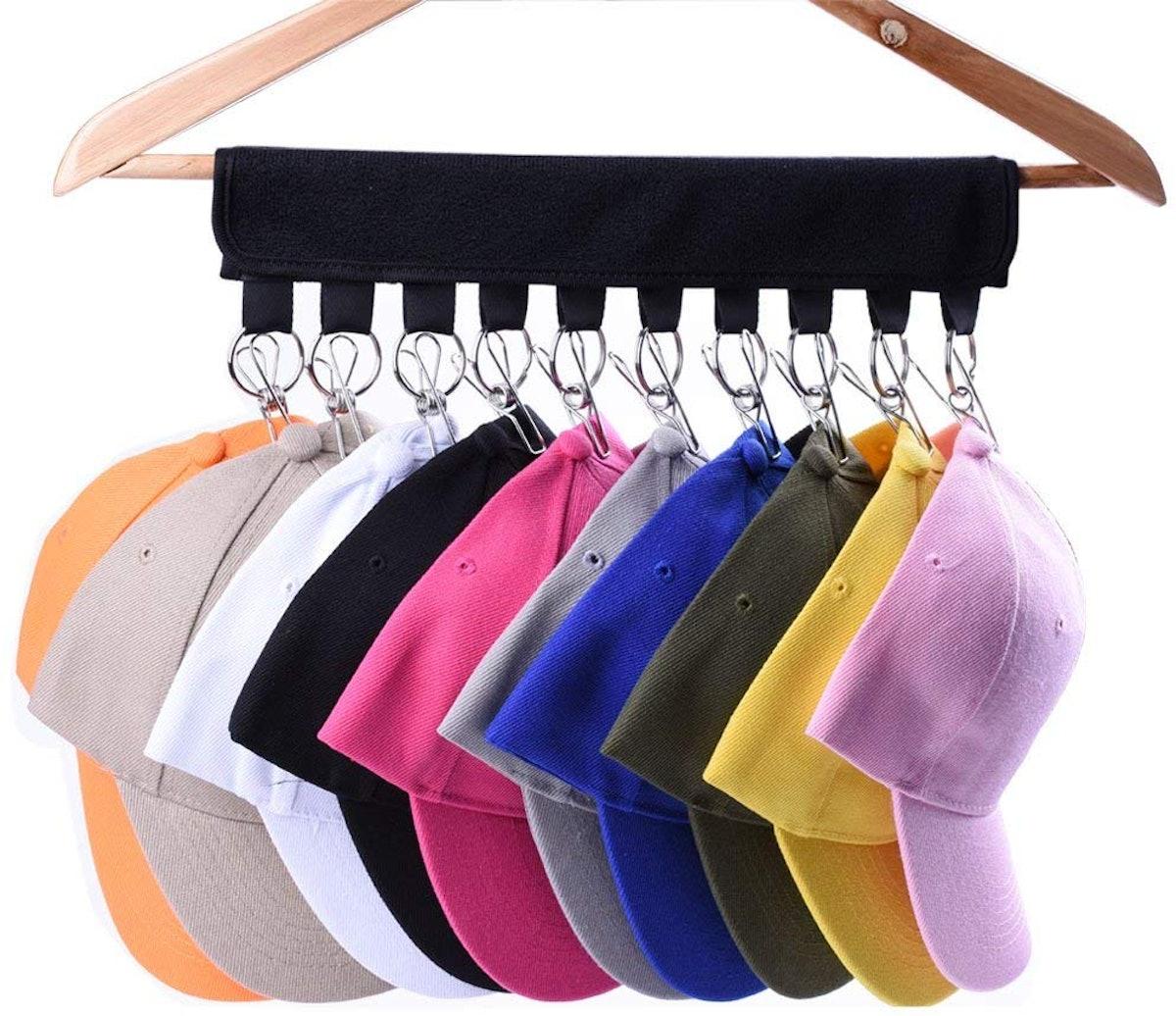LEKUSHA Cap Organizer Hanger