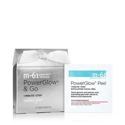 M-61 PowerGlow® & Go! Five-Treatment Gift Pack