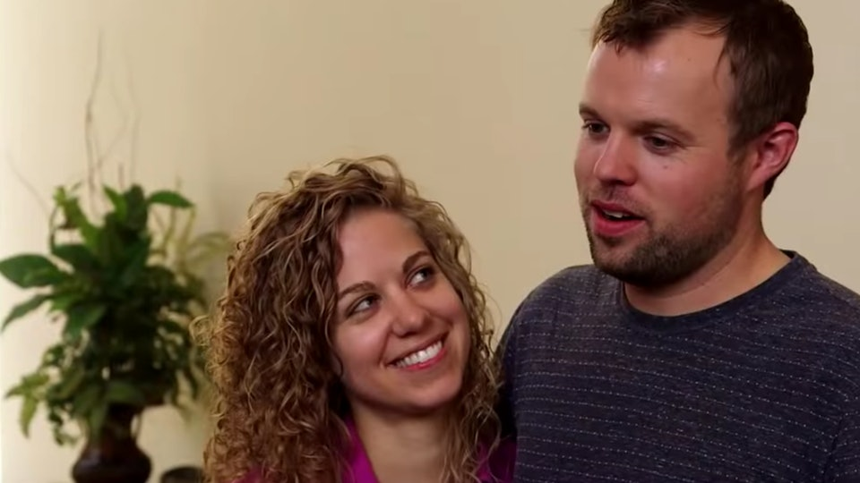 John David and Abbie Duggar, who are expecting their first child, revealed that Abbie is suffering from hyperemesis gravidarum.