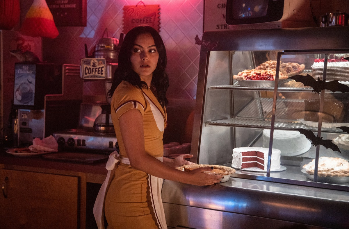 Veronica on 'Riverdale'