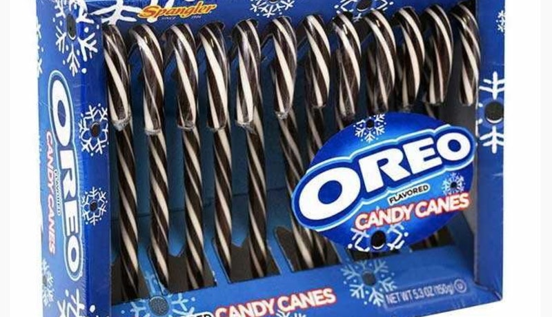 Oreo Candy Canes are back on shelves.