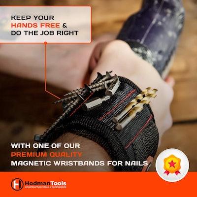 Hodman Tools Magnetic Wristband