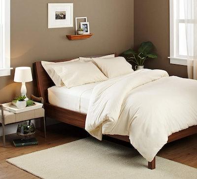 Pinzon Signature Cotton Heavyweight Velvet Flannel Pillow Cases