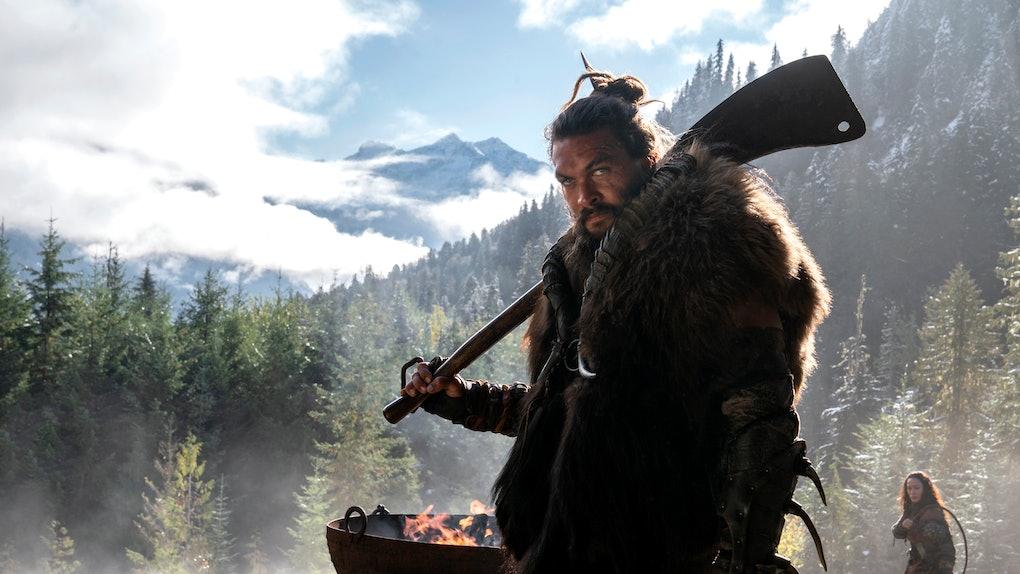 Jason Momoa as Baba Voss on See