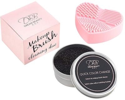 Dream Beauty Box Makeup Brush Cleaner Kit