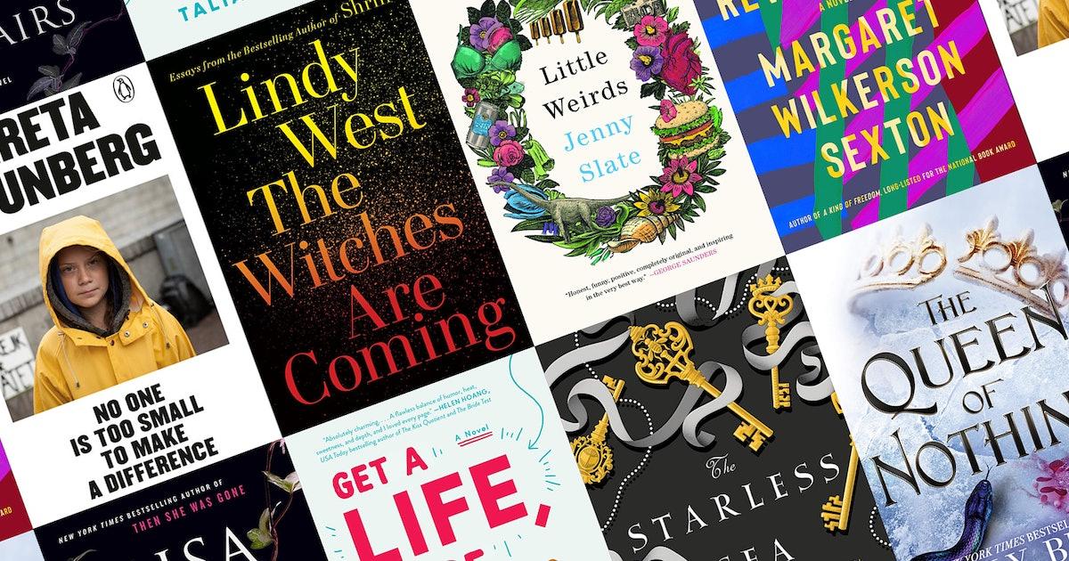 The 19 Best New Books Of November 2019