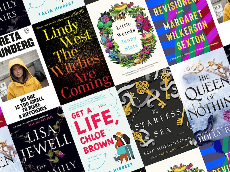 A selection of the best books of November 2019, including The Starless Sea by Erin Morgenstern and Q...