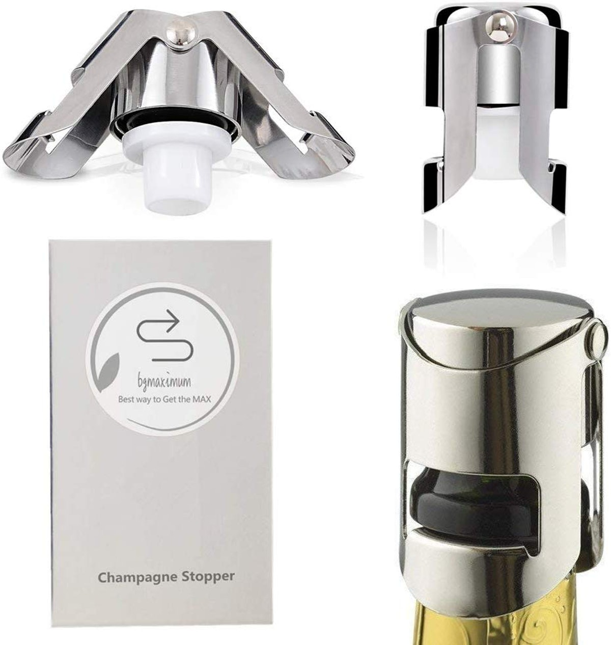 Champagne Sealer Stopper