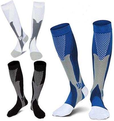 ZFiSt Compression Socks (3-Pack)