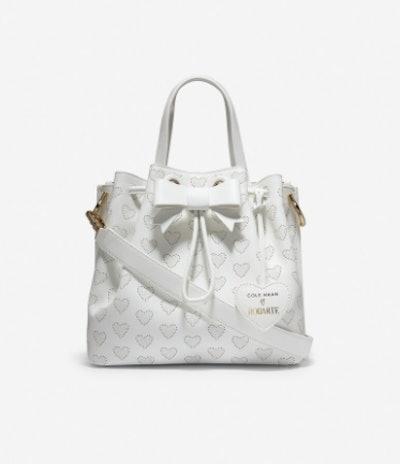 Hearts Small Bucket Bag