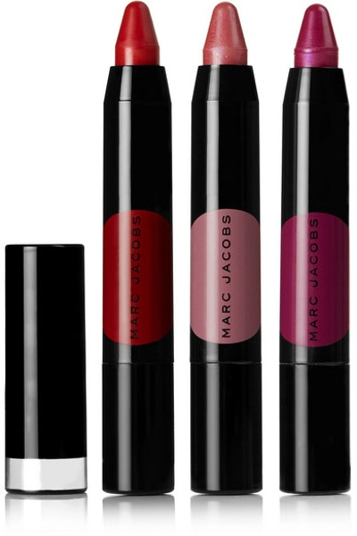 Marc Jacobs Beauty On the Dot 3-Piece Le Marc Liquid Lip Crayon Collection