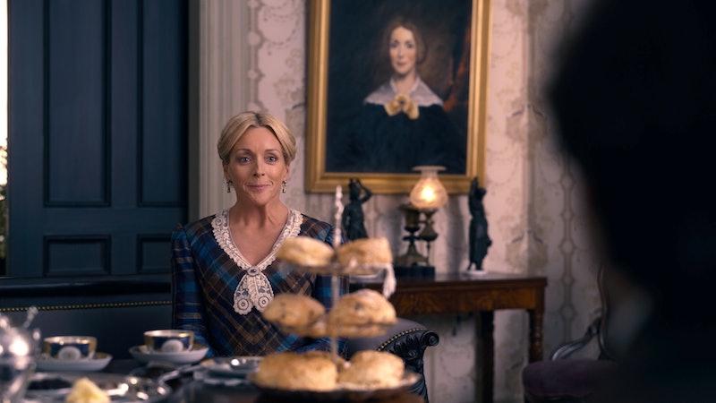 "Jane Krakowski in ""Dickinson,"" premiering November 1 on Apple TV+."