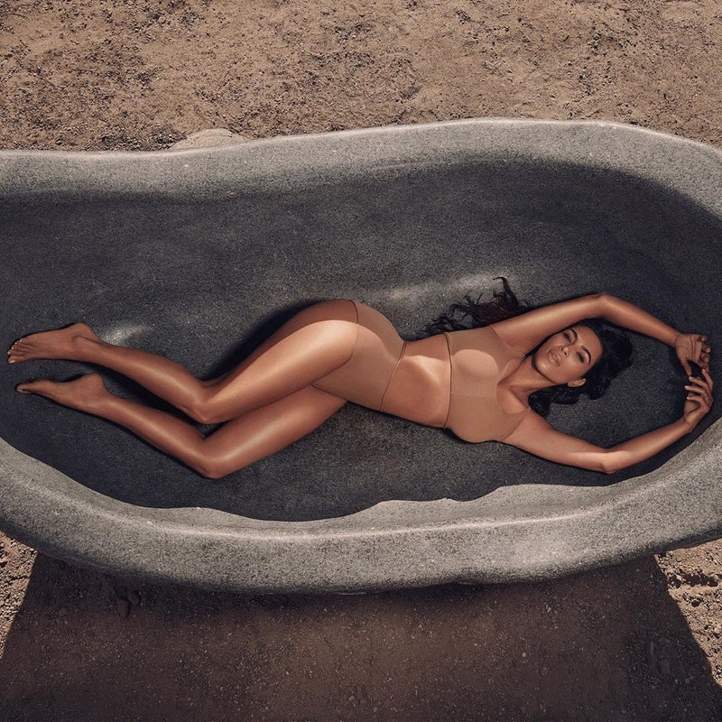 Kim Kardashian's KKW Beauty Body Makeup has expanded its shade range.