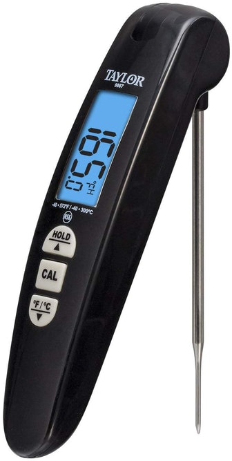 Taylor Precision Products Digital Turbo Thermocouple Thermometer