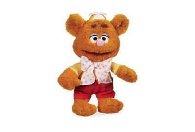Disney Junior Muppet Babies Fozzie Bear Small Plush - Disney Store at Target Exclusive