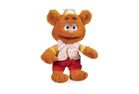 Disney Junior Muppet Babies Fozzie Bear Small Plush - Disney Store at Target Exclusive