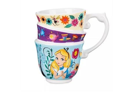 Disney Alice in Wonderland 10oz Stoneware Figural Mug - Disney Store at Target Exclusive
