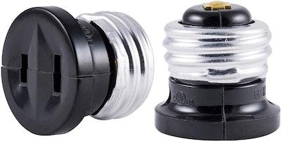 GE Polarized Handy Plug (2-Pack)