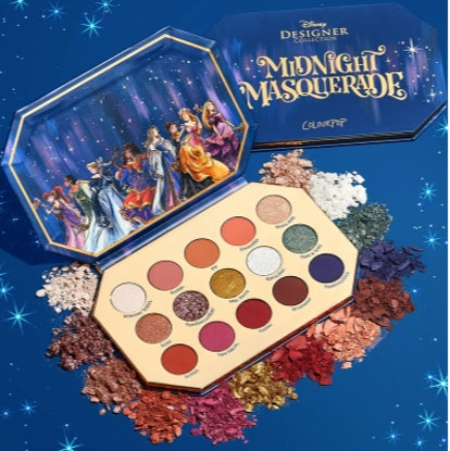 Midnight Masquerade Eyeshadow Palette
