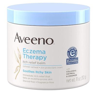 Aveeno Eczema Therapy Itch Relief Balm (11 Ounces)
