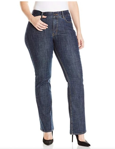 Riders By Lee Indigo Women's Plus-Size Jeans