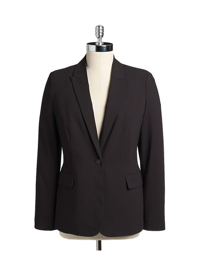 One Button Jacket