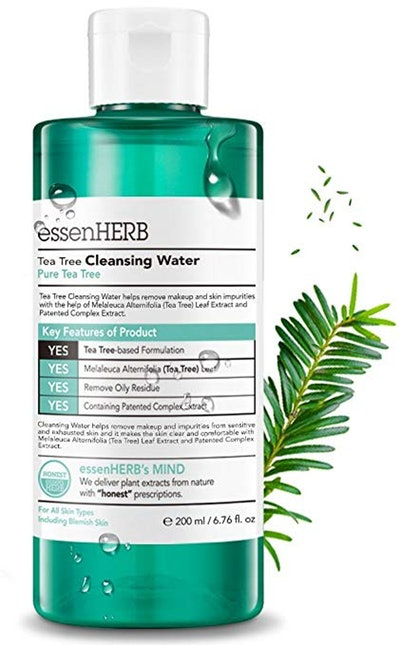 ESSENHERB Tea Tree Face Wash