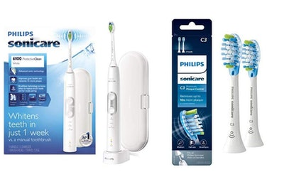 Philips Sonicare 6100 ProtectiveClean Electric Toothbrush