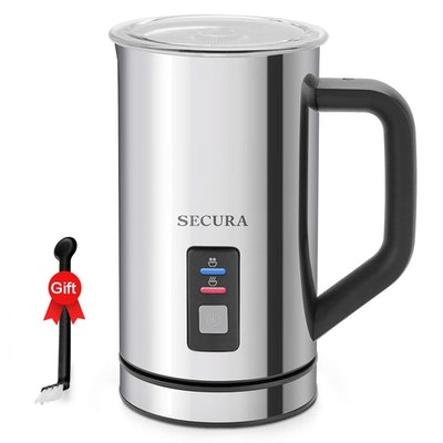 Secura Automatic Electric Milk Frother & Warmer