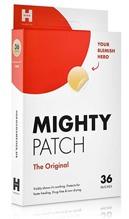 Mighty Patch Original Hydrocolloid Acne Pimple Patch