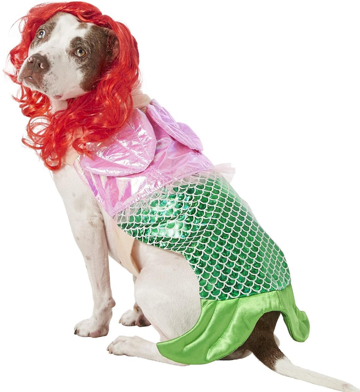 Frisco Mermaid Dog Costume