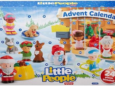 Fisher Price Little People Advent Calendar