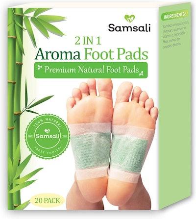 Samsali Foot Pads (20-Pack)