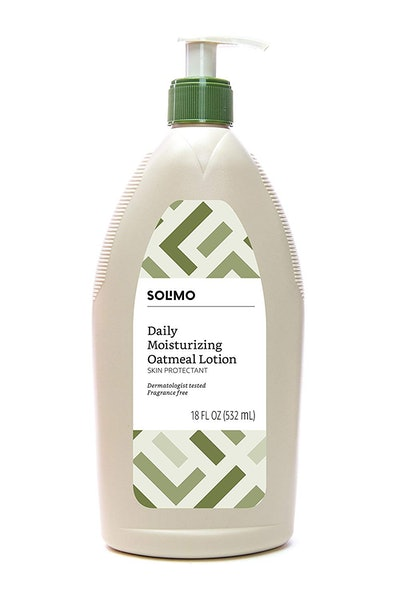Solimo Daily Moisturizing Oatmeal Lotion (18 Ounces)