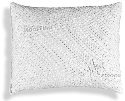 Xtreme Comforts Bamboo Memory Foam Pillow