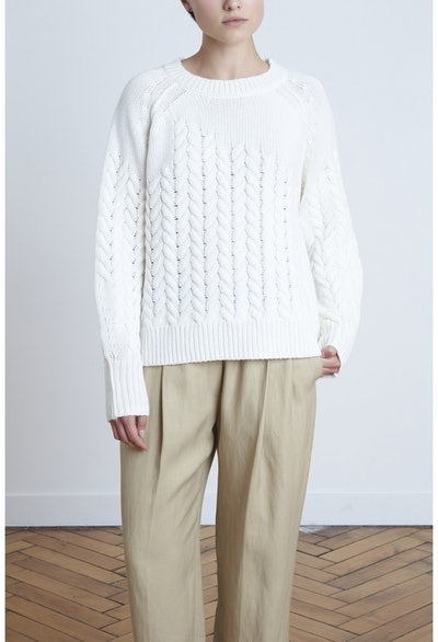 Panarea Boatneck Sweater