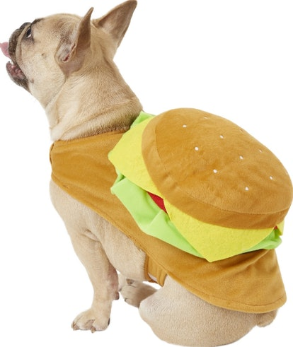 Rubie's Costume Company Cheeseburger Dog Costume