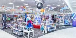 Target's Disney stores are now expanding.