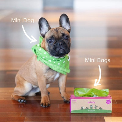 Earth Rated Mini Poop Bags