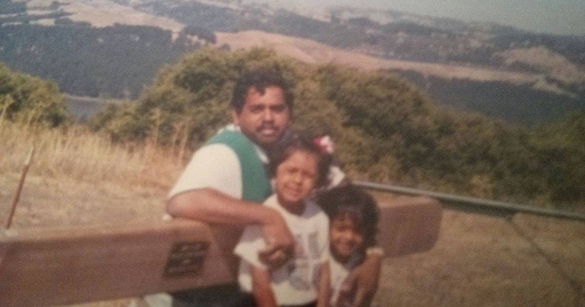 Growing Up, My Dad Taught Me I Didn't Have To Fit The Cultural Expectations Of Indian Women