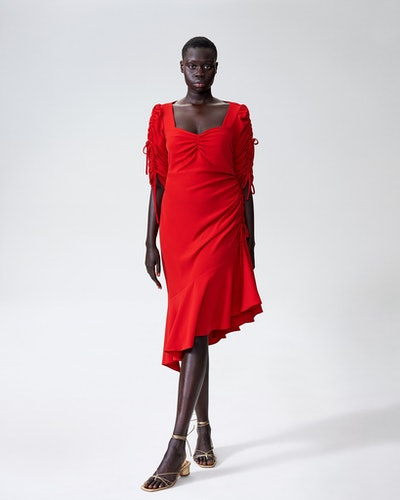 Rodarte x Universal Standard Dress - Red